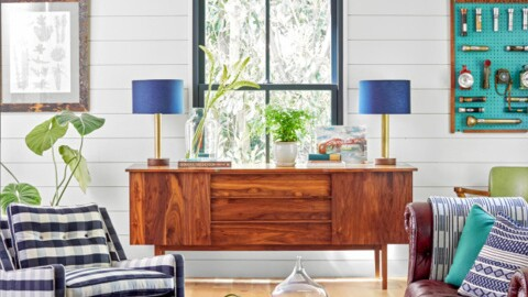11 Timeless Ways To Decorate With Buffalo Check Plaid Better Homes Gardens