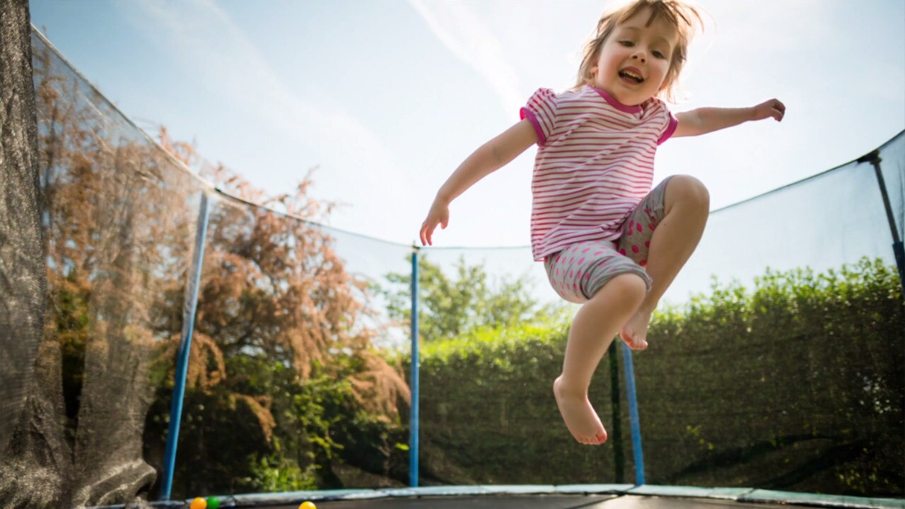 Are Trampolines Too Dangerous For Kids