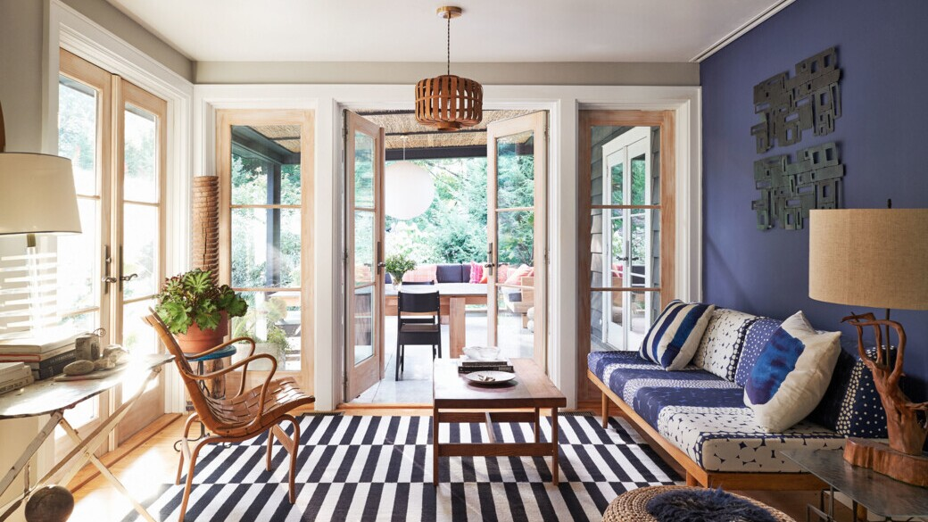 The Right Way To Style Your Area Rug Martha Stewart