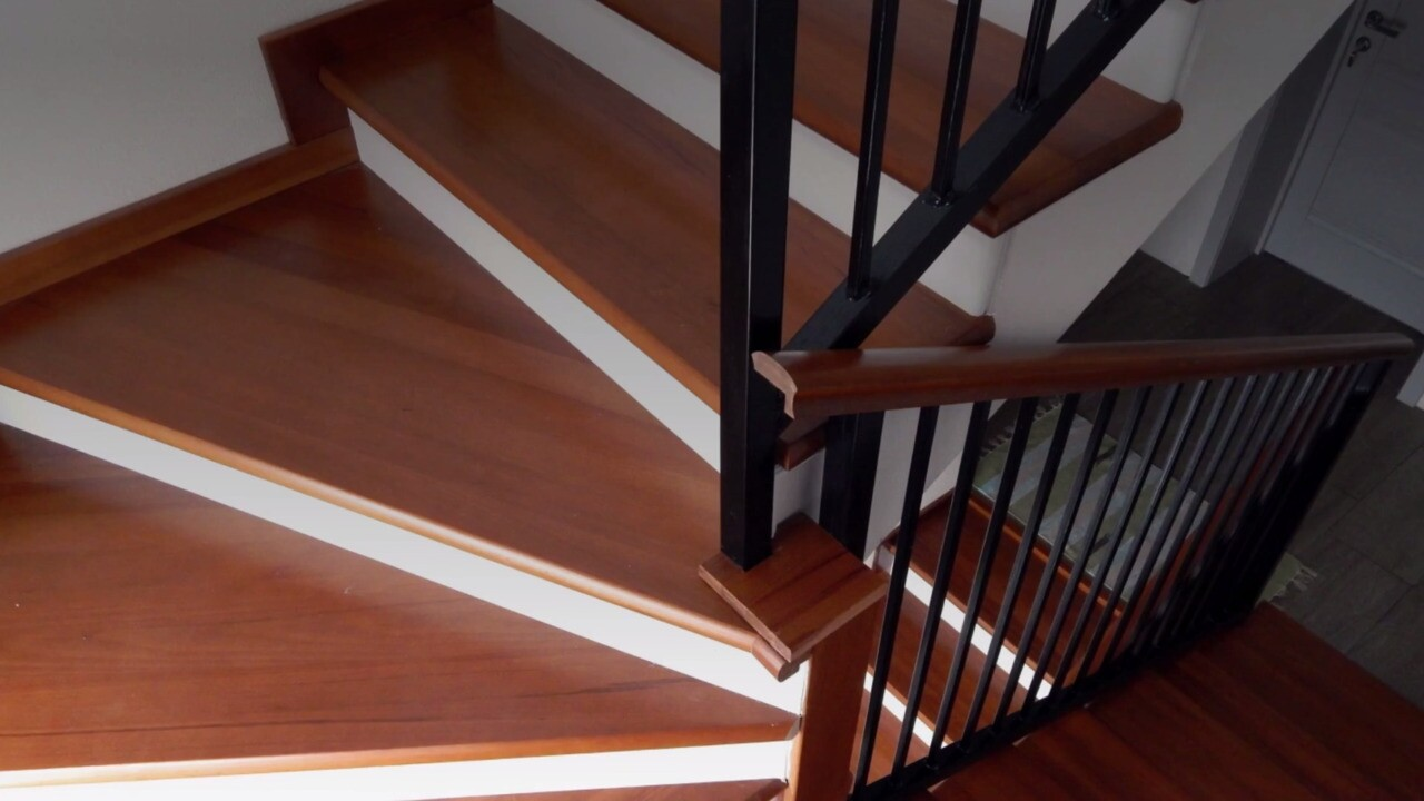 The Best Staircase Paint Colors Martha Stewart