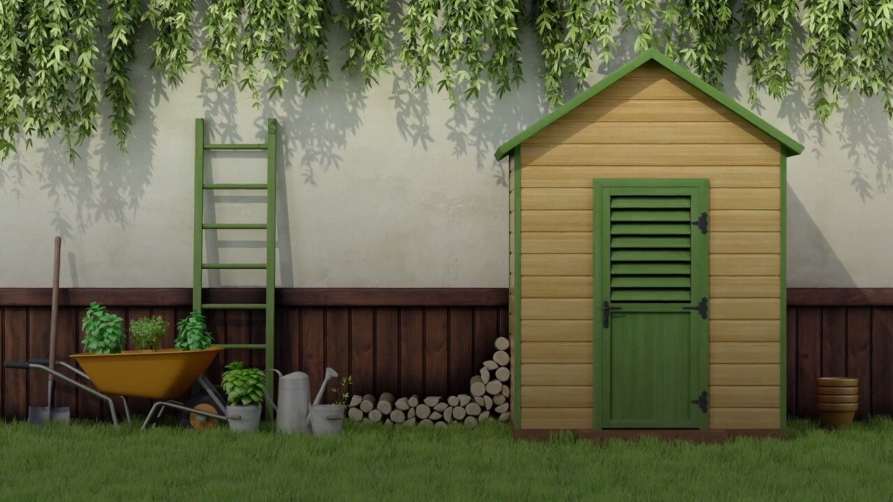 The Best Shed Paint Colors Martha Stewart