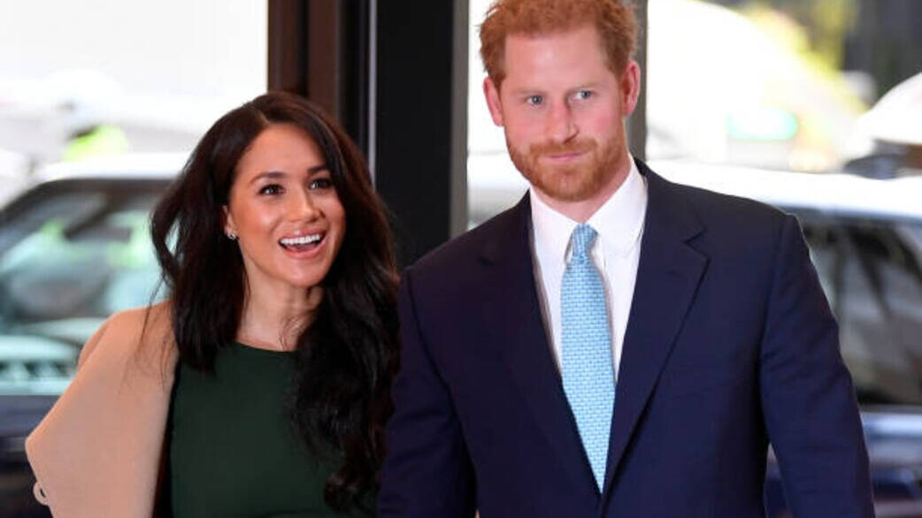 The Best Meghan Markle And Prince Harry Portrait