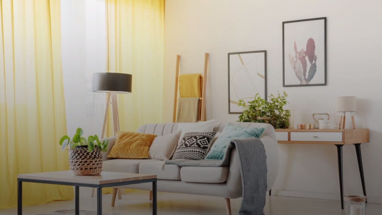 How To Pick Neutral Curtains For A Room