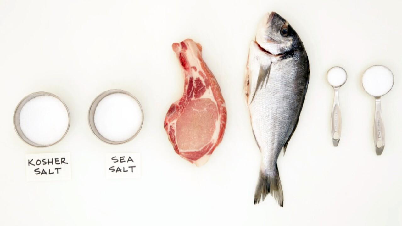 How To Season With Salt Martha Stewart