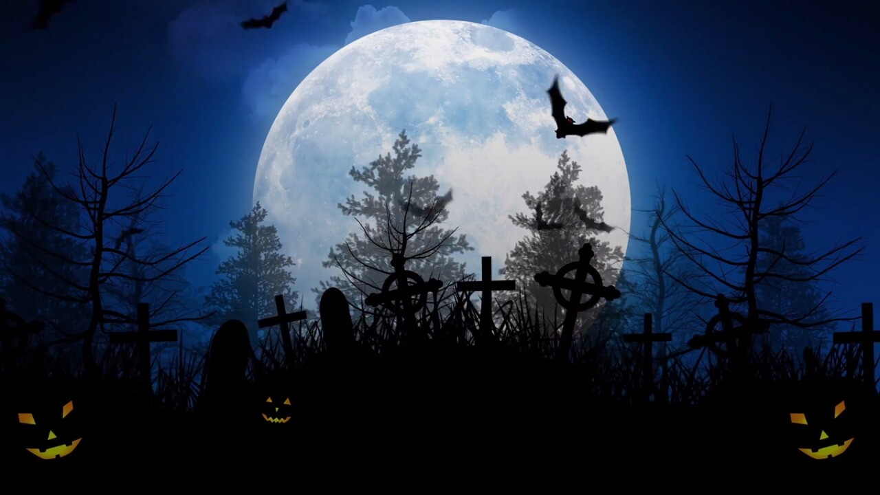 A Rare Halloween Blue Moon Will Be Seen This Year Martha Stewart