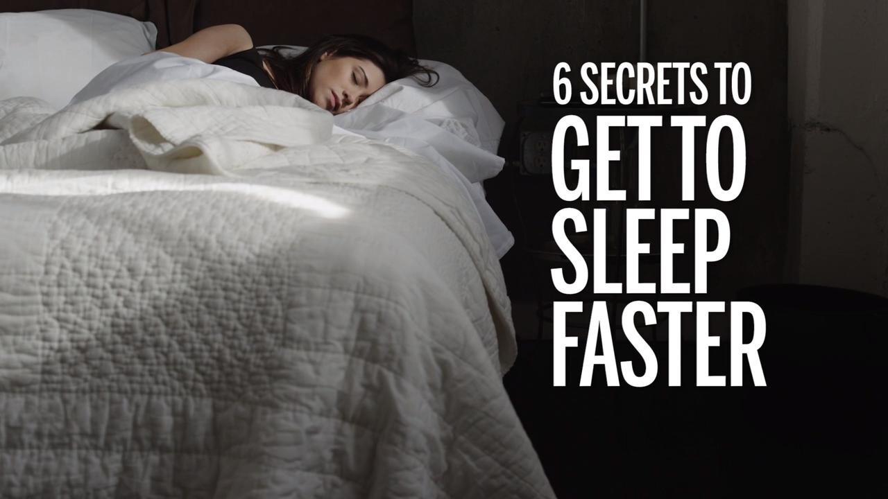 How To Shut Off Your Brain When You Can T Sleep Health Com