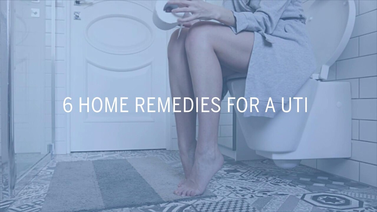 uti cure at home