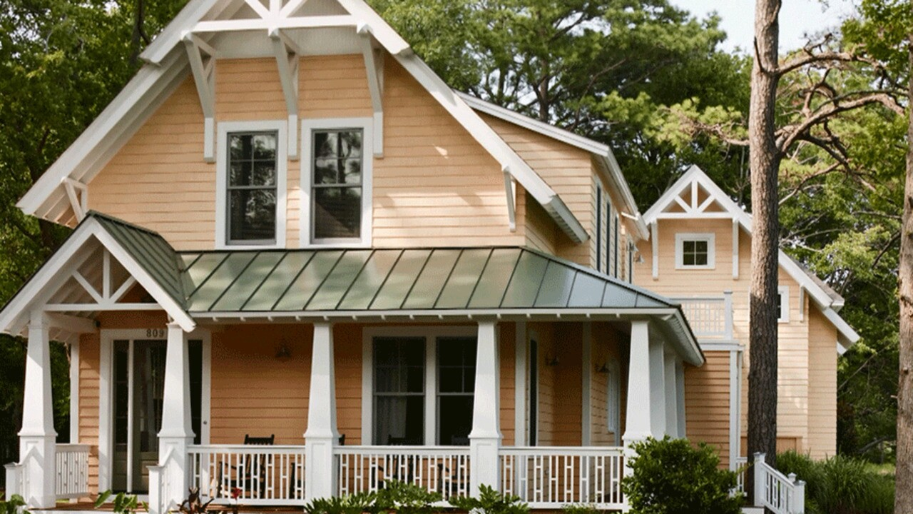Best Exterior House Color Schemes Better Homes Gardens
