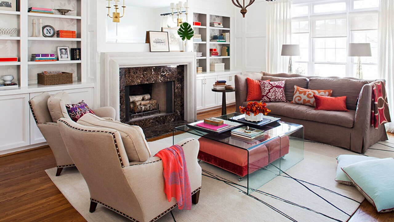 20 Living Room Furniture Arrangement Ideas For Any Size Space Better Homes Gardens