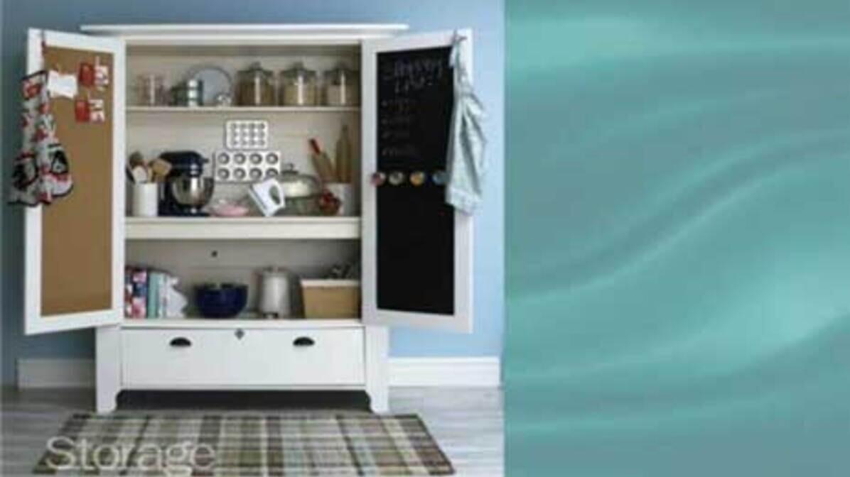 Affordable Kitchen Storage Ideas Better Homes Gardens