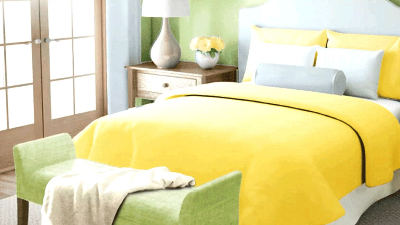 Yellow Color Schemes Better Homes