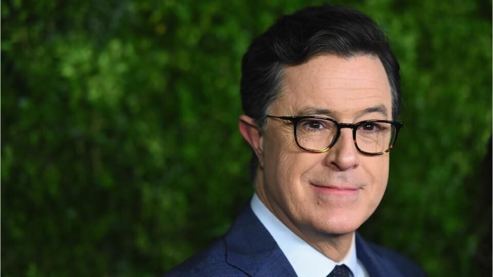 Young Stephen Colbert Was Really Hot Instyle