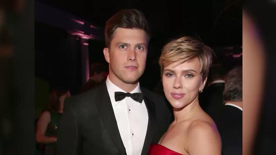Who Is Colin Jost S Girlfriend Instyle