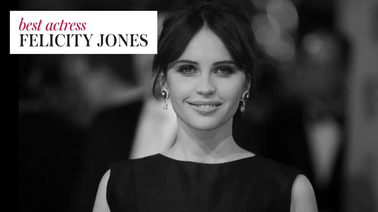 Felicity Jones Will Play Ruth Bader Ginsburg In A New Film Instyle