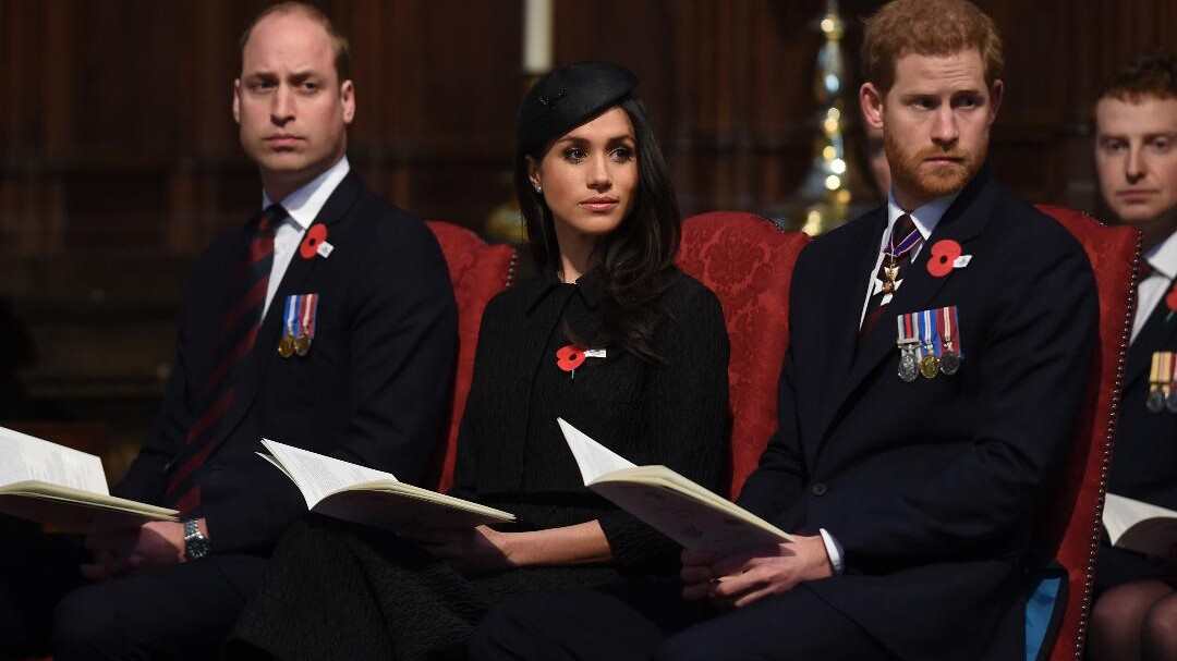 why prince harry isn t joining meghan markle and archie in canada just yet instyle prince william and prince harry are denying harmful reports about their relationship