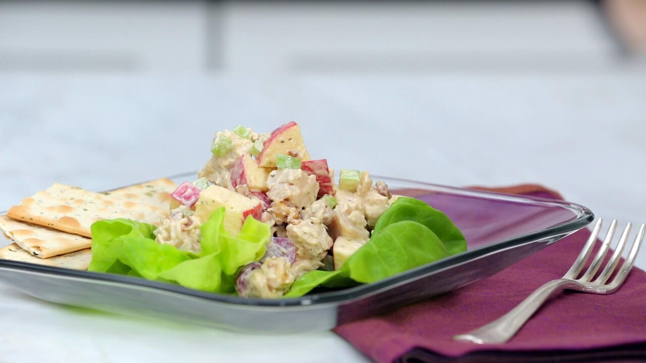 Waldorf Chicken Salad Recipe Southern Living
