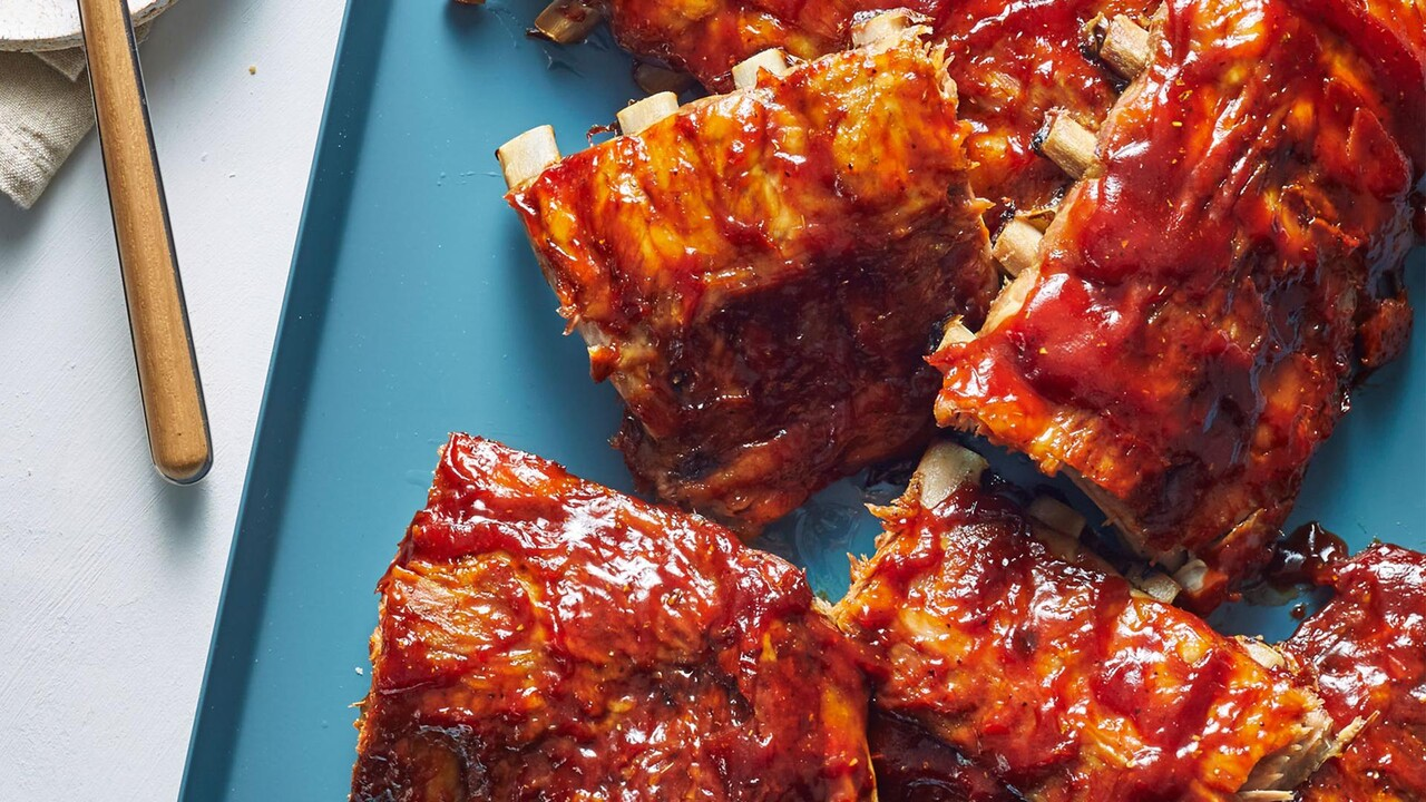 Crockpot Ribs Recipe Myrecipes