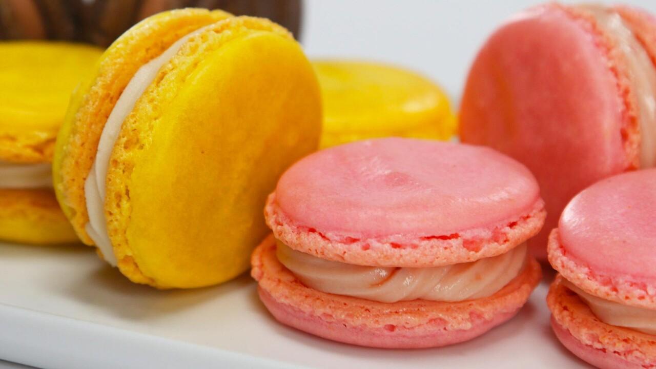 Easy Macarons Recipe Myrecipes