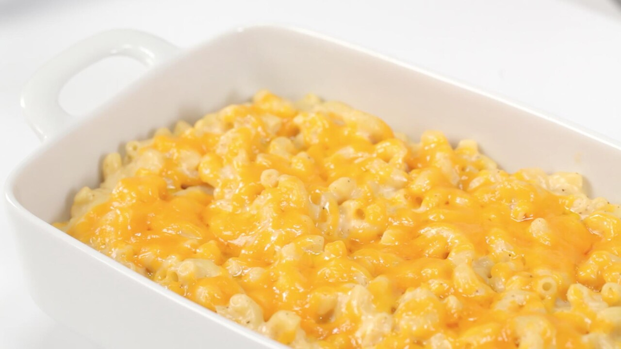 Classic Baked Macaroni And Cheese Recipe Southern Living