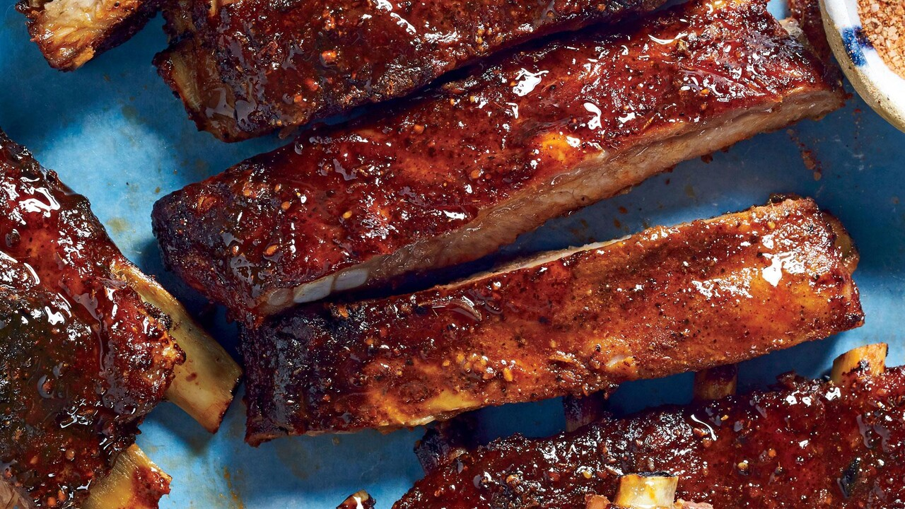 Southern Barbecue Ribs Recipe Southern Living