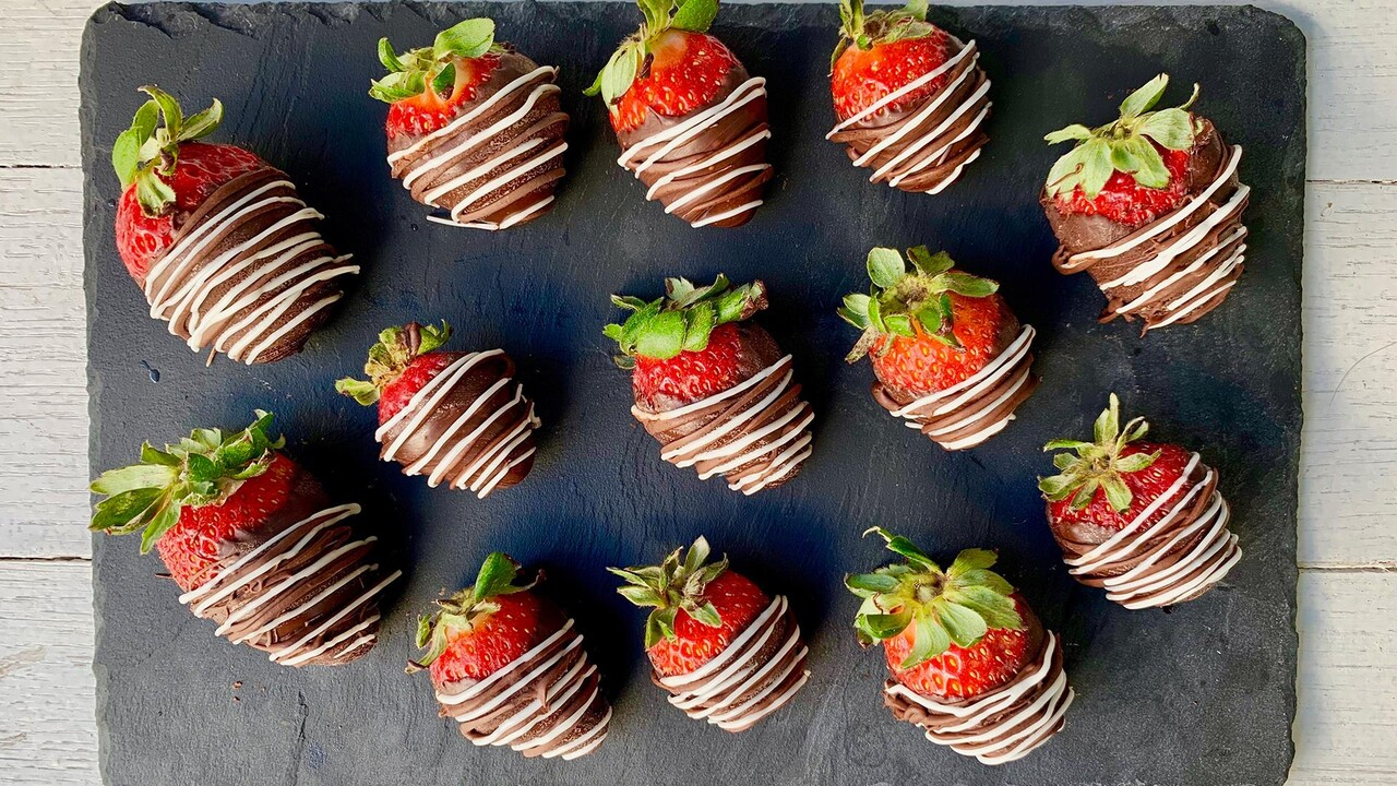 Chocolate Covered Strawberries Recipe Southern Living