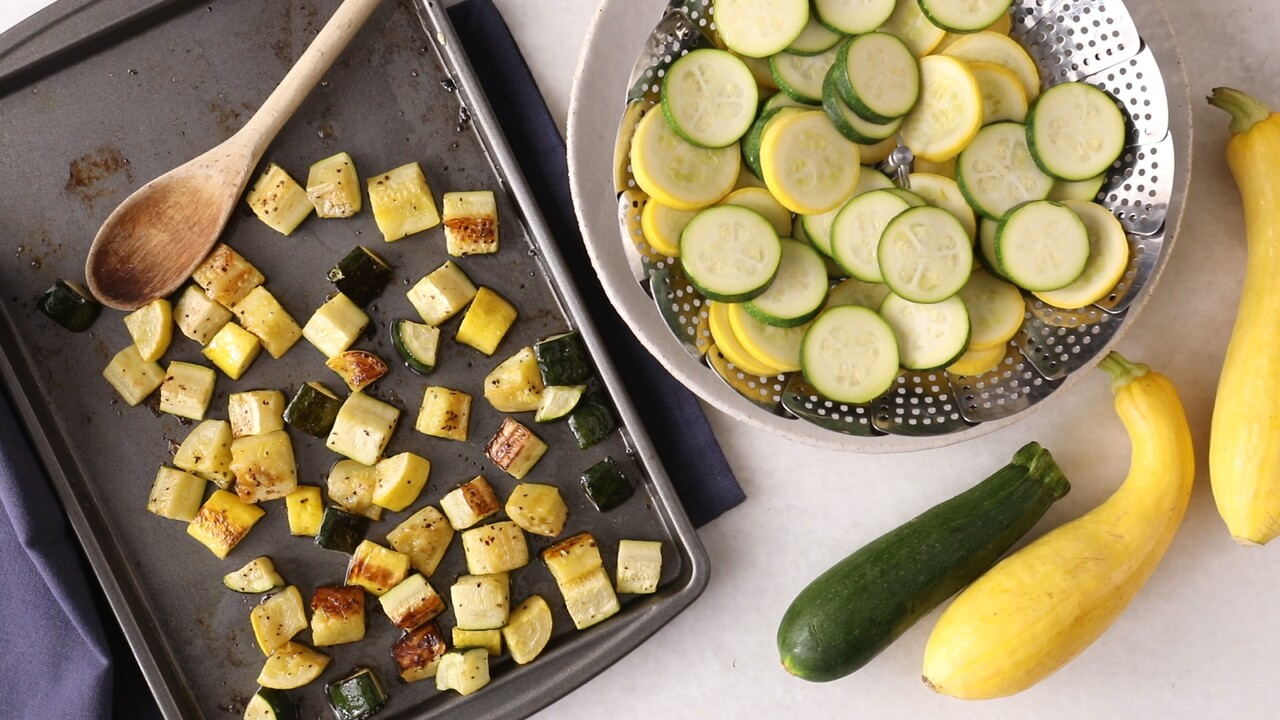 How To Cook Summer Squash Better Homes Gardens