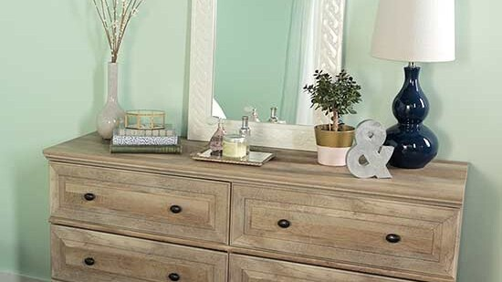 No Brainer Ways To Style Your Dresser