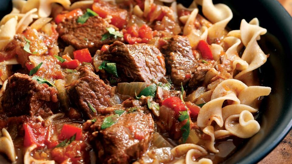 Hungarian Beef Goulash Recipe Eatingwell