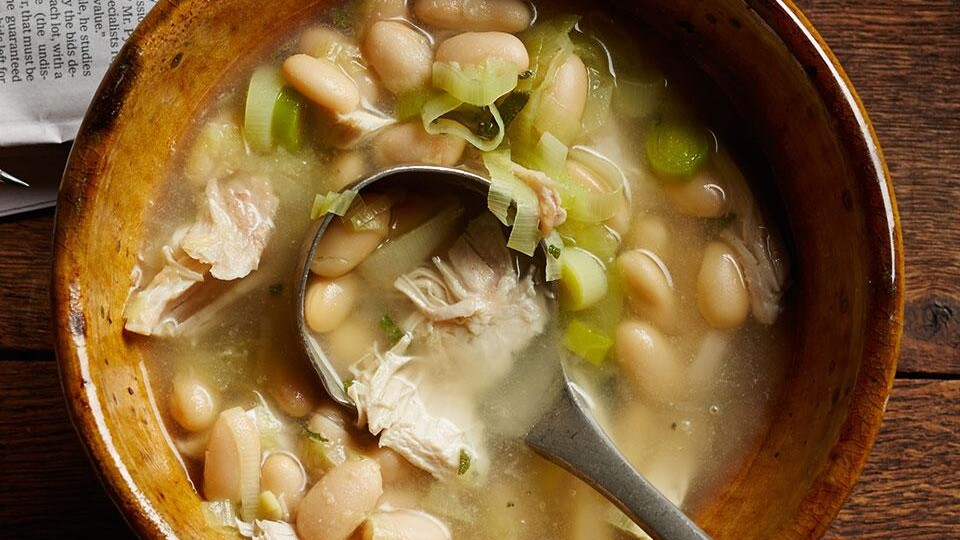 Chicken And Bean Soup Recipes