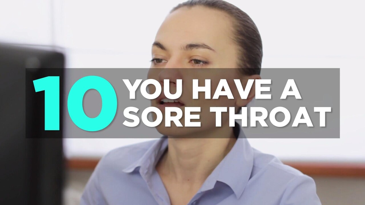 Common Sore Throat Causes | Health.com