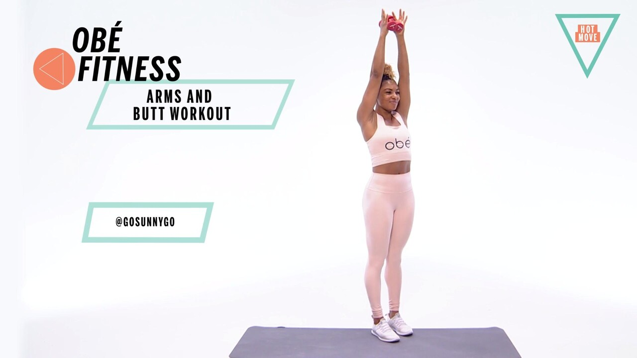 This Is The Secret To Robin Wright S Super Toned Arms Health Com Here are the 8 best arm exercises for women over 40 to help tone and tighten. obe fitness moves to tone your arms and butt