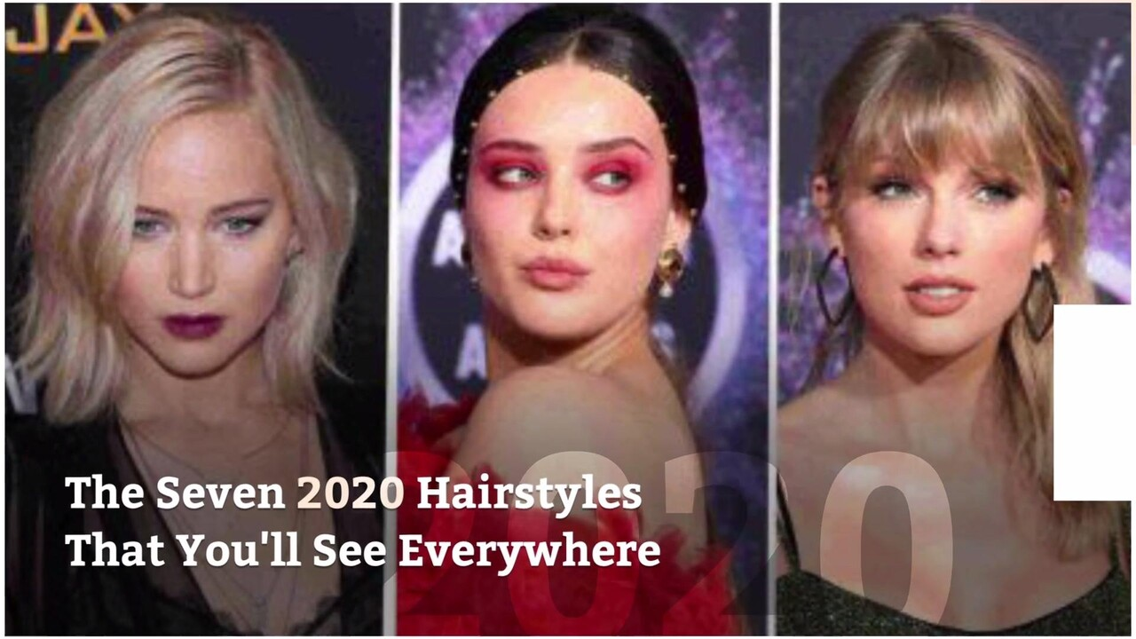 The 7 2020 Hairstyles You Ll See Everywhere Health Com