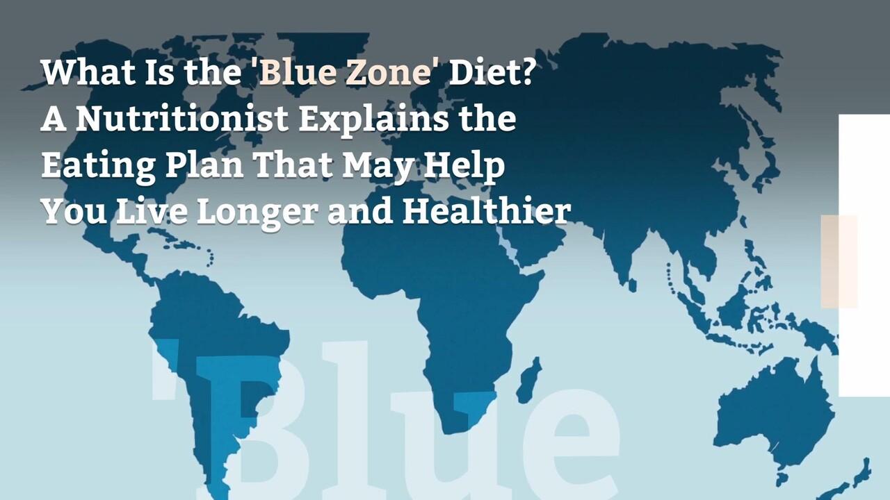 fruit in the blue zones diet?