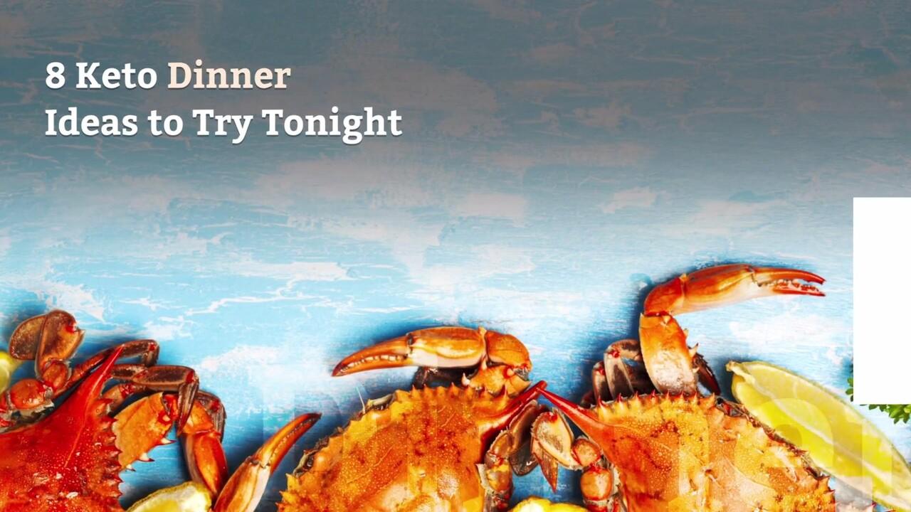 8 Keto Dinner Ideas To Try Tonight Health Com
