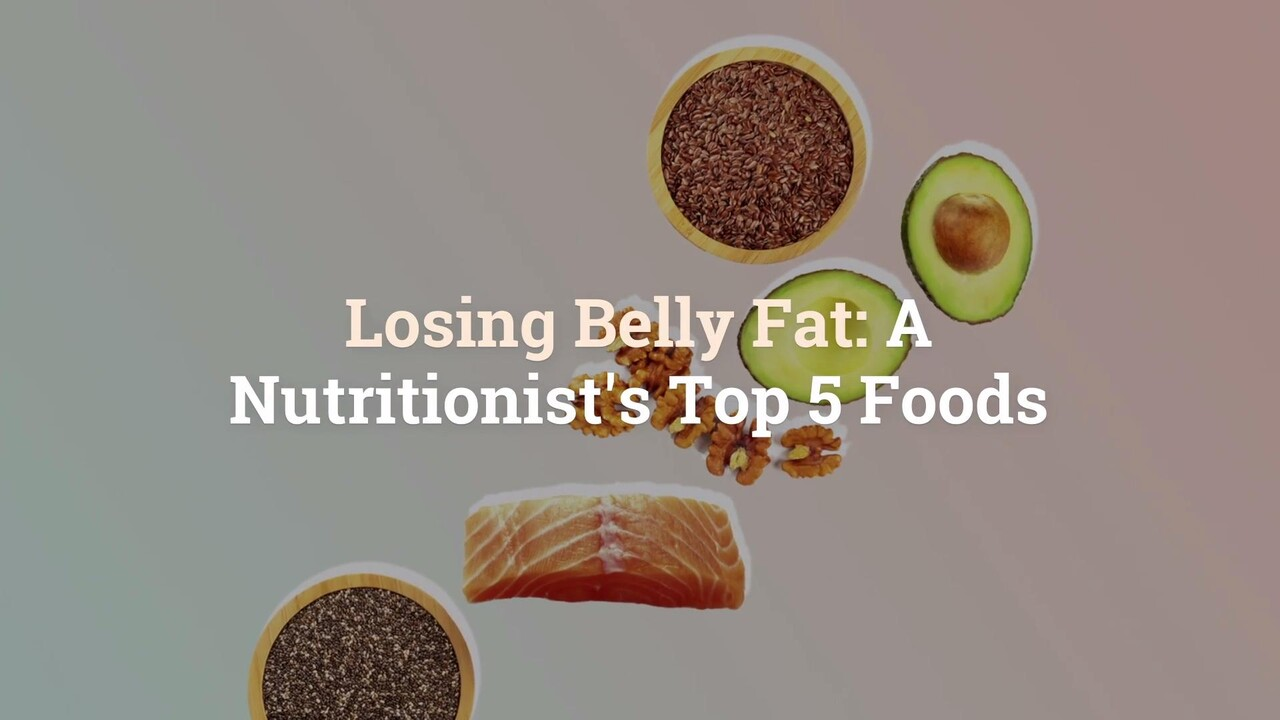 high protein diet to lose belly fat