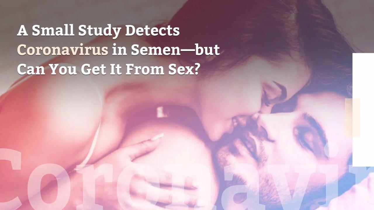 Can Sex Spread Coronavirus A Doctor Explains Health Com