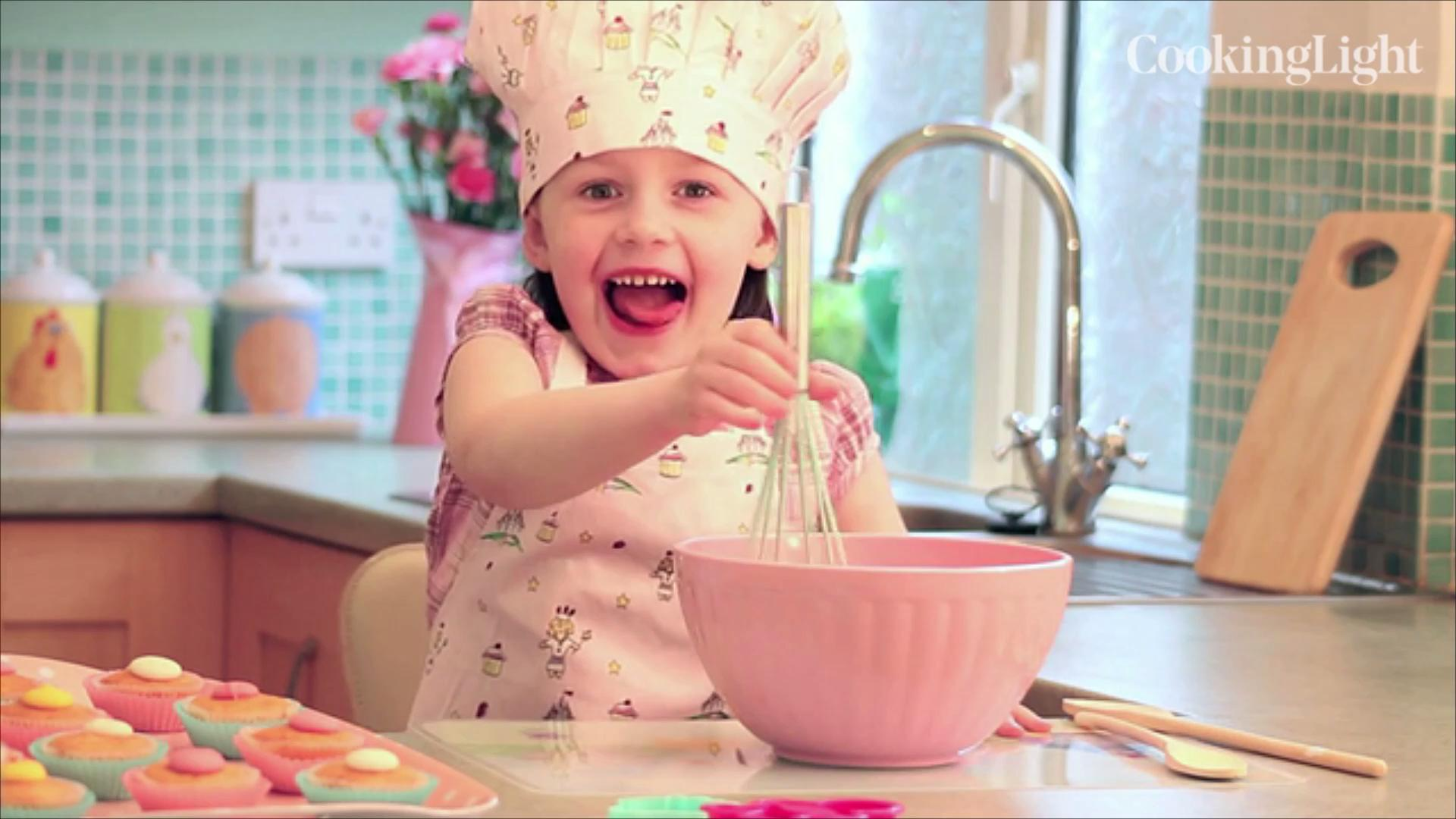 New We Can Cook Childrens Girls 14 Piece Baking Pink Kit Kids Cooking Gift Set