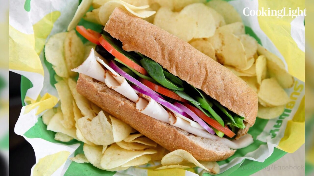 5 Healthy Subway Sandwiches You Should Order According To Our Nutritionist Cooking Light