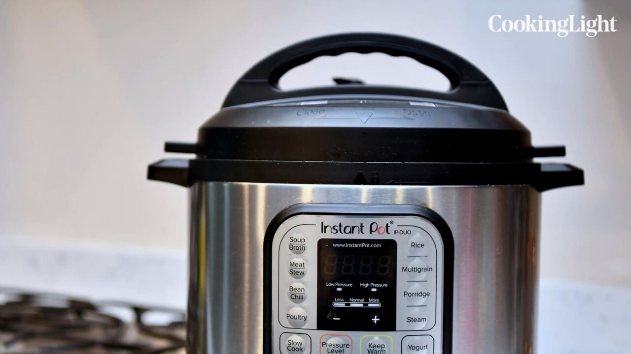 Why You Should Not Use Your Instant Pot As A Slow Cooker Cooking Light