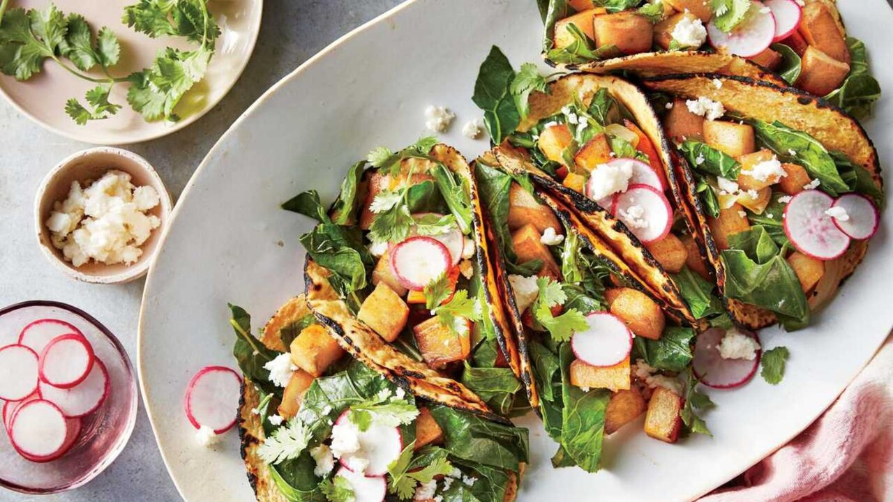 40 Easy Vegetarian Recipes | Cooking Light