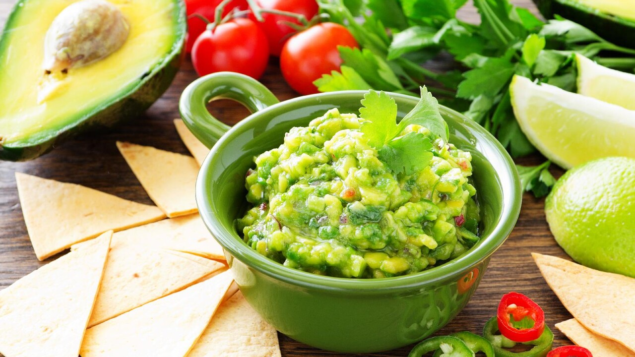 Is Guacamole Healthy Cooking Light