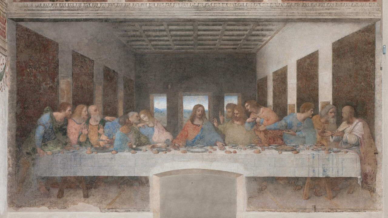 What Did Jesus and the Apostles Eat at the Last Supper? | Food & Wine