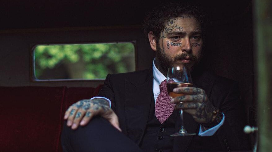 Post Malone Is Releasing His Own Rosé Wine   Food & Wine
