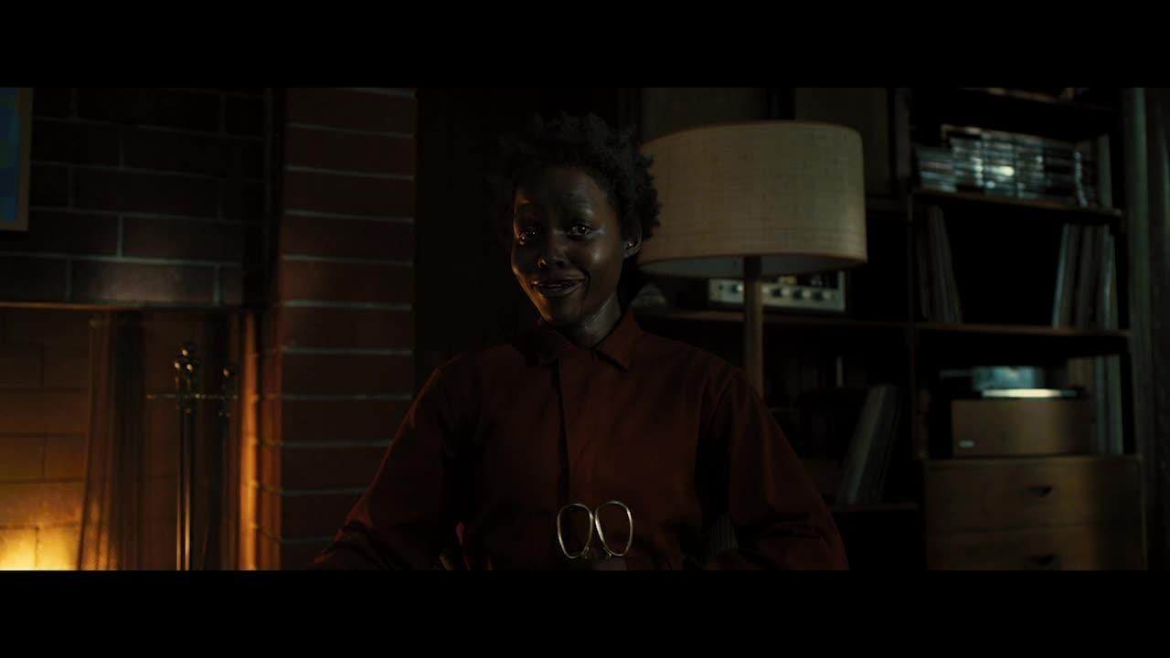 Lupita Nyong O On Her Dual Role In Jordan Peele S Us Ew Com