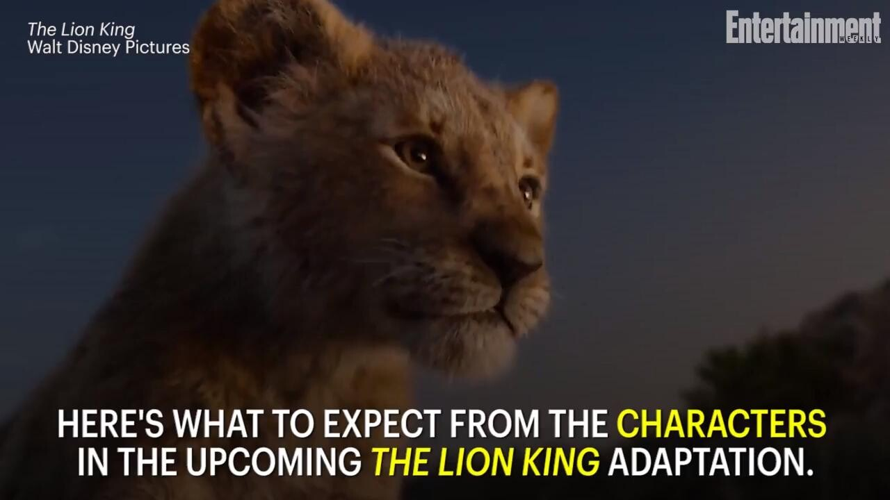 The Lion King Star Chiwetel Ejiofor On Scar S Diabolical Psychology Ew Com