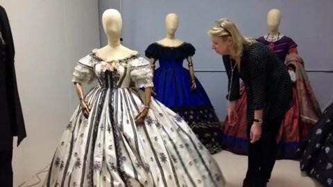 Lincoln Costume Designer Joanna Johnston On The Film S Looks Video Ew Com
