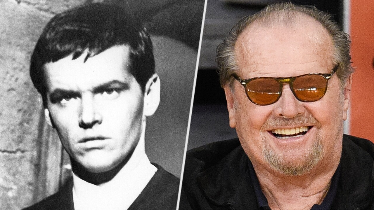 Jack Nicholson S Son Ray Nicholson Looks Like His Twin Photo People Com Jack nicholson didn't look pleased seeing his favorite team lose. jack nicholson s changing looks