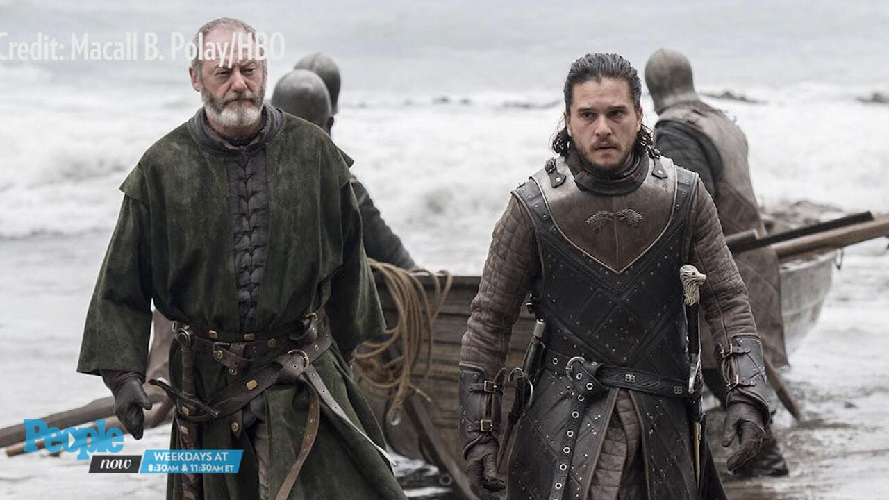 Games Of Thrones Kit Harington On Long Awaited Jon Snow Daenerys Meeting People Com Your source of officially licensed replica weapons and armor from hbo® 's hit tv series game of thrones® , and george. game of thrones star kit harington talks jon snow finally meeting daenerys