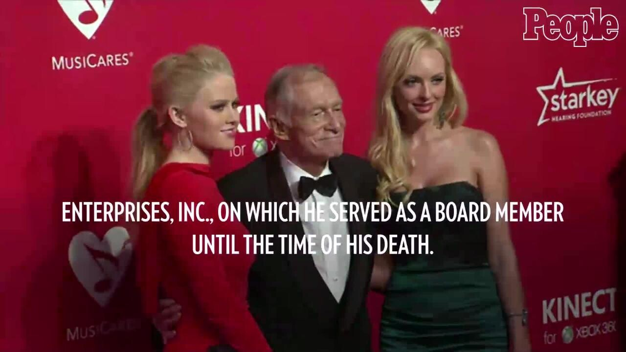 Hugh Hefner Family Tree People Com
