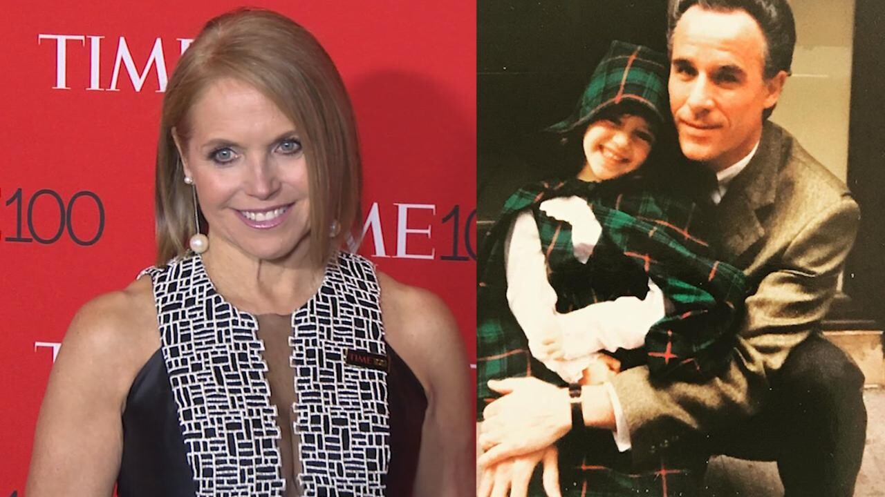 Katie Couric Mourns Husband Jay Monahan 20 Years After Death People Com